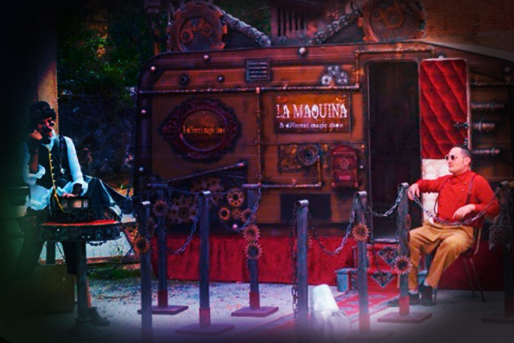 La máquina